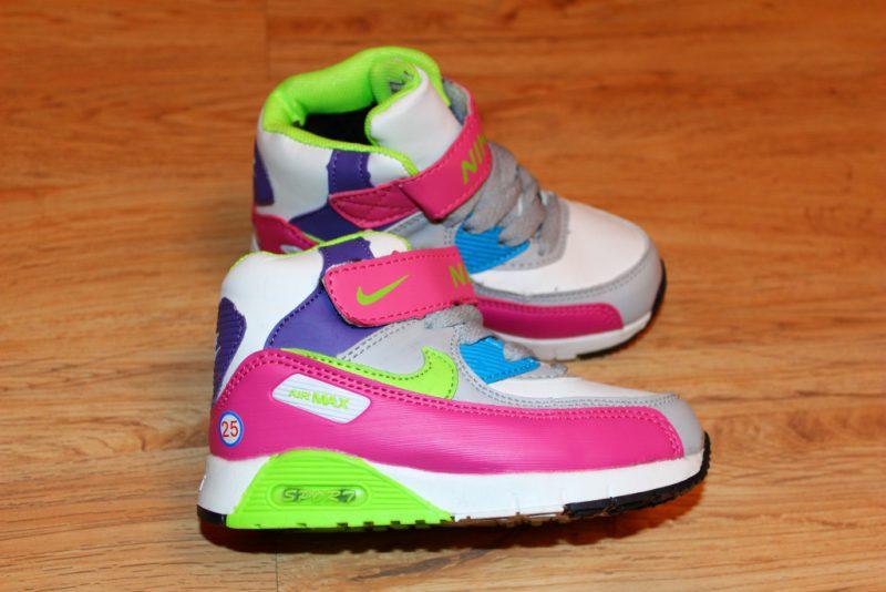 Модели кроссовок для детей