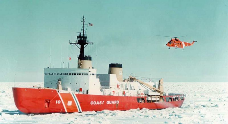 Ледокол «Polar Sea»