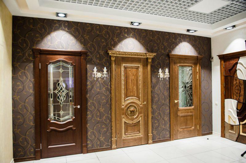 Межкомнатные двери Александрийские