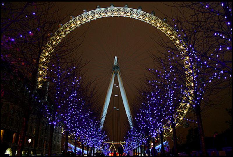 «Лондонский глаз»