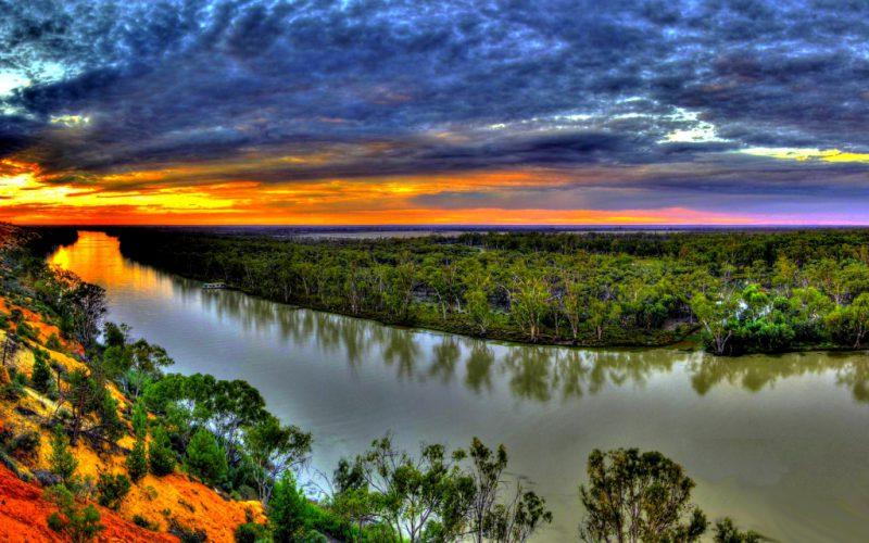 самая большая в Австралии река