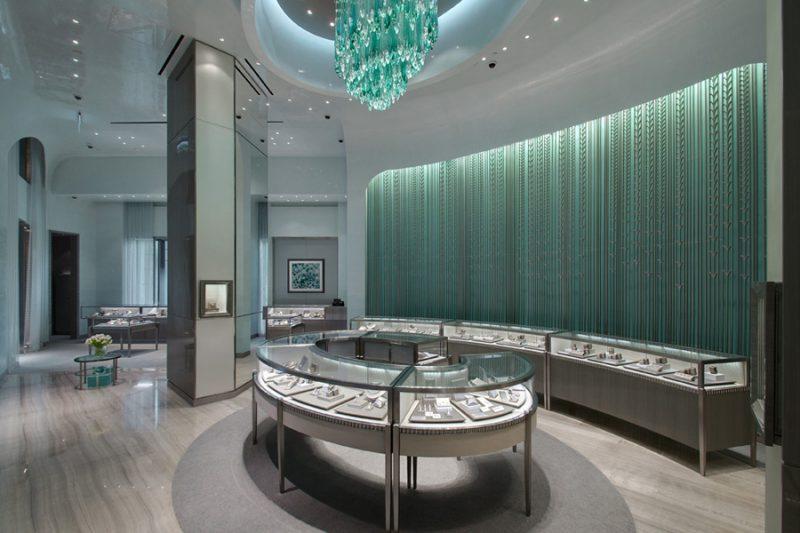 Ювелирный магазин Tiffany
