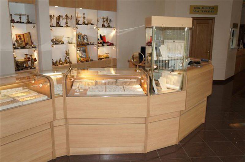 Магазин Центр Ювелир