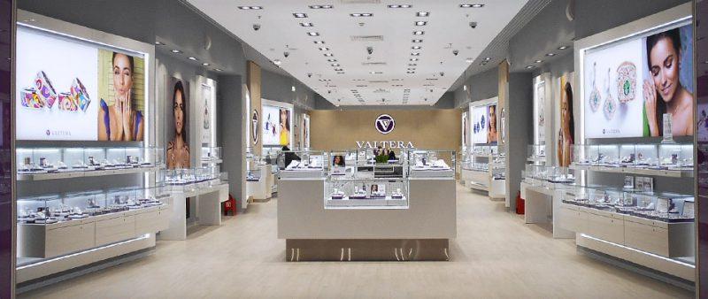 Ювелирный магазин Valtera