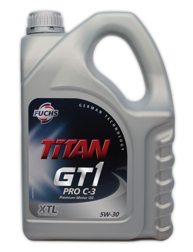 FUCHS TITAN GT1 PRO C-3 5W-30 XTL