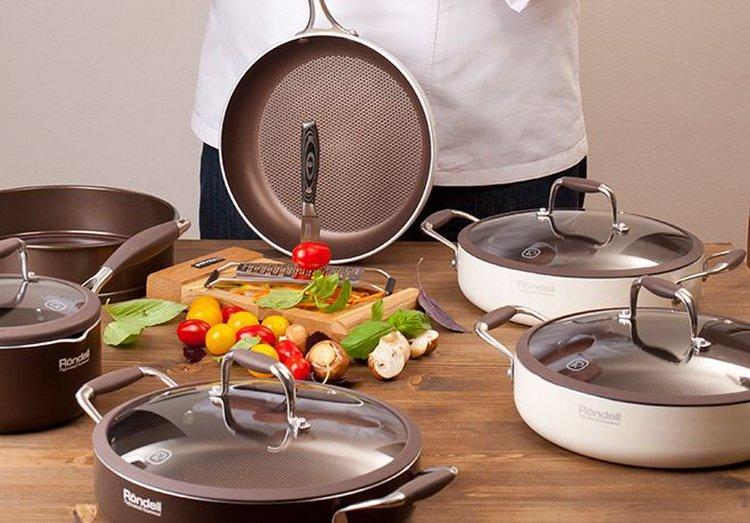 Сковороды Rondell