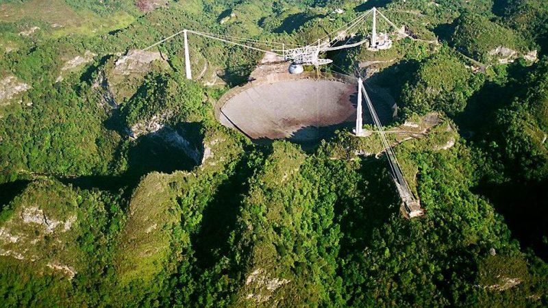Обсерватория Аресибо, Пуерто-Рико