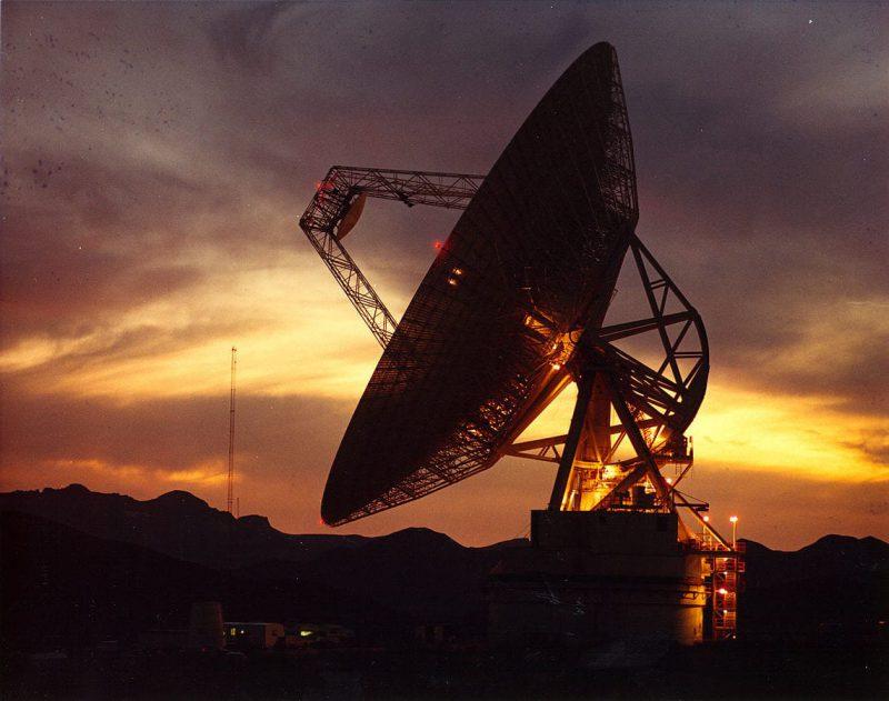 Авантюриновый Коммуникационный Комплекс, США