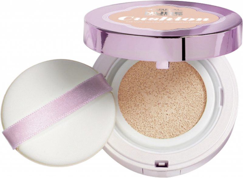 Тональный крем L'Oreal Nude Magique Cushion Foundation