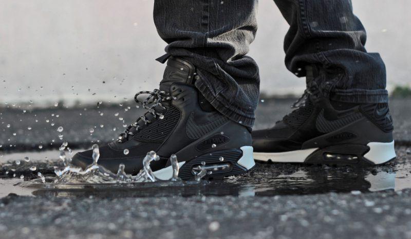 Водонепроницаемые модели кроссовок