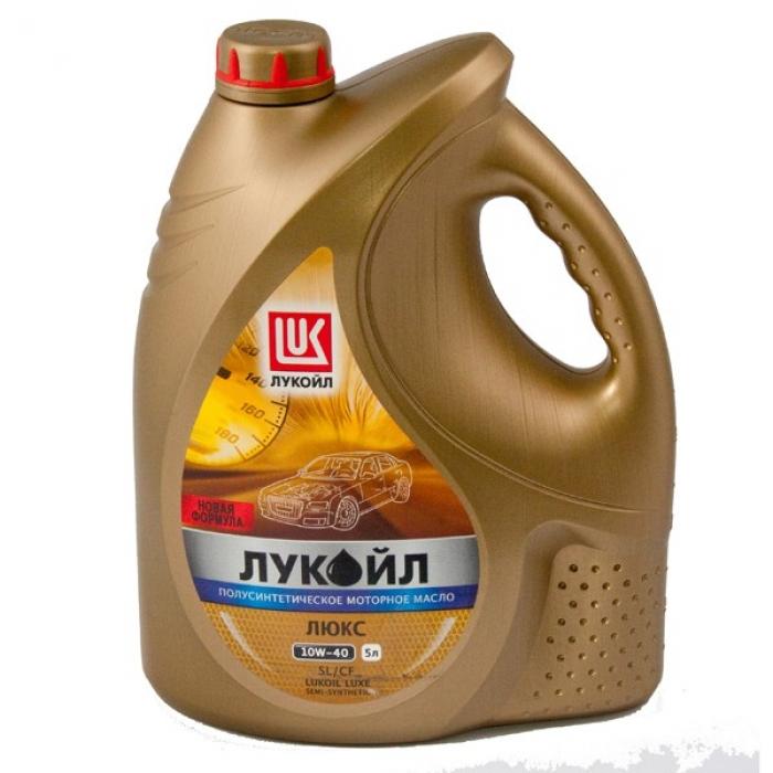Лукойл Люкс 10W-40SL/CF