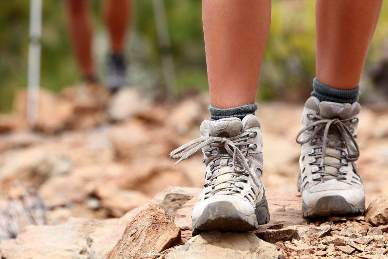 кроссовки для похода в горы