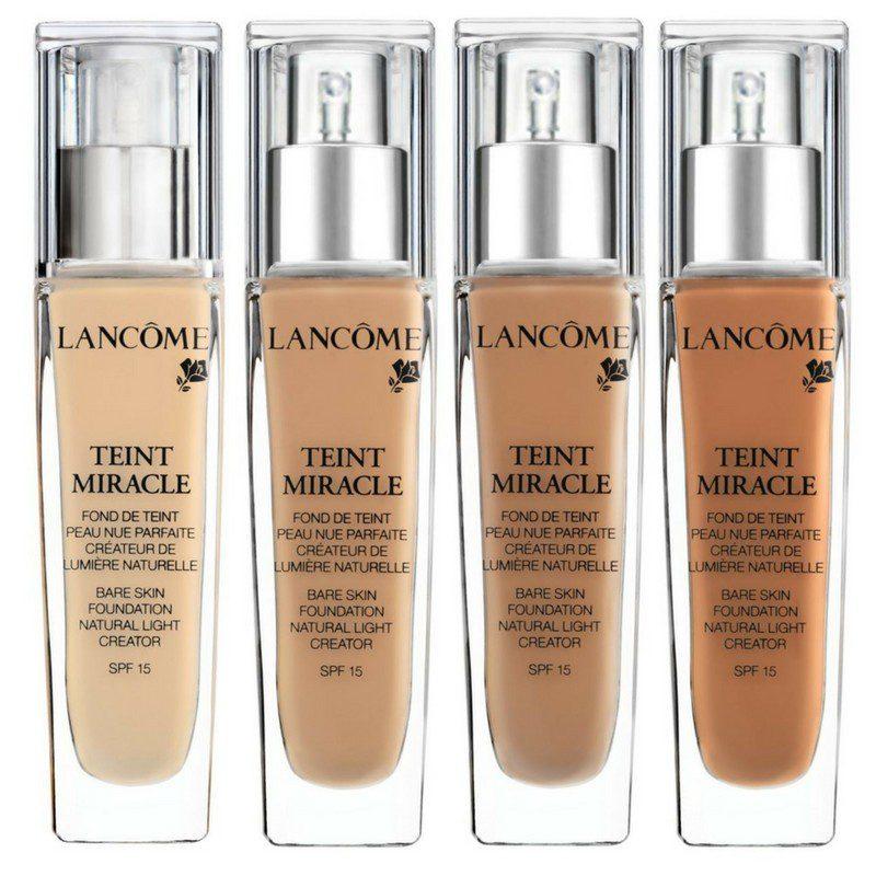 Тональный крем Lancome Teint Miracle