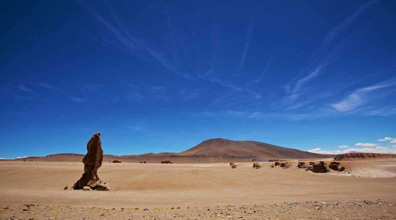 небо пустыни