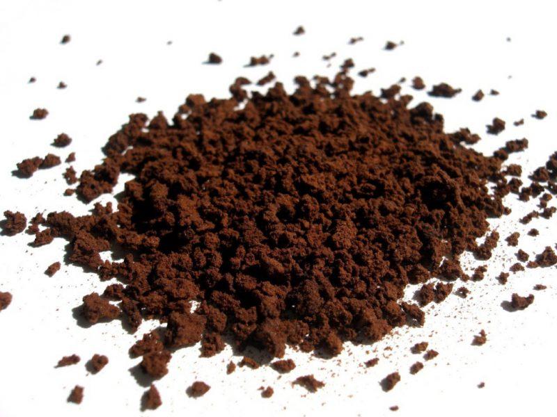 Агломерированный (гранулированный) растворимый кофе