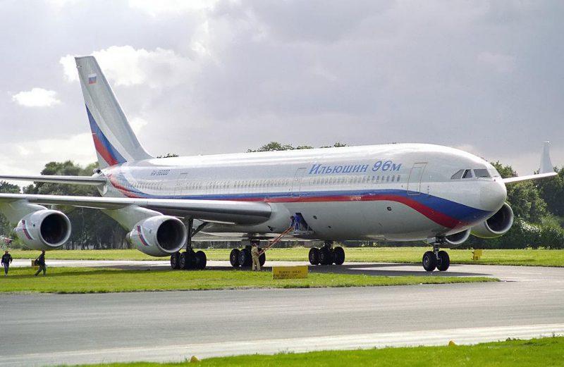 Ил-96М