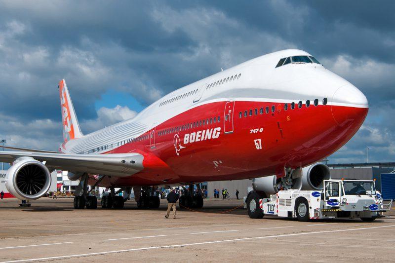 """""""Боинг 747-8"""""""