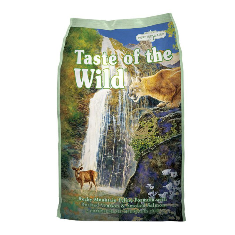 Корм Taste of the Wild Rocky Mountain Feline