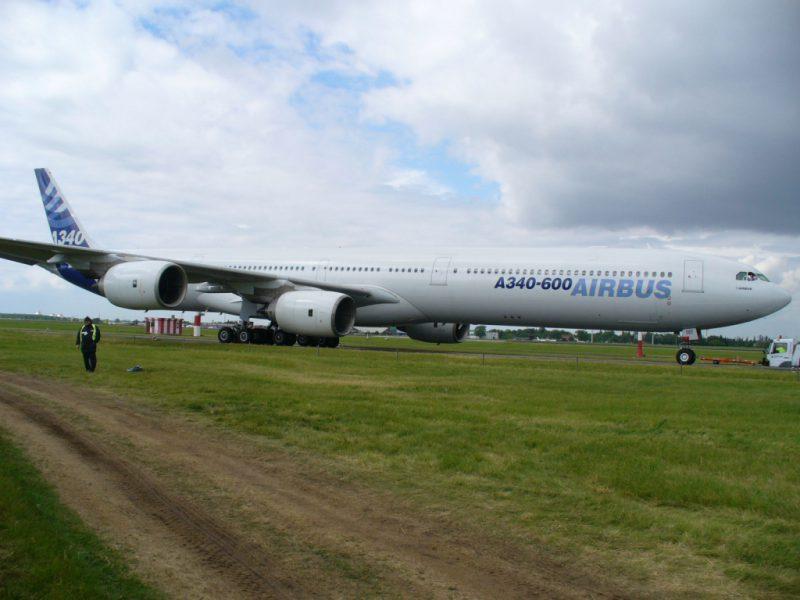 Аэробус A340-600