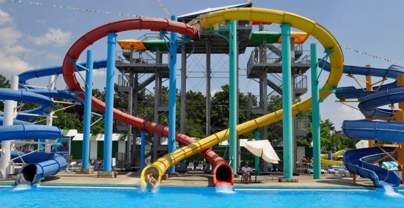 Бегемот аквапарк
