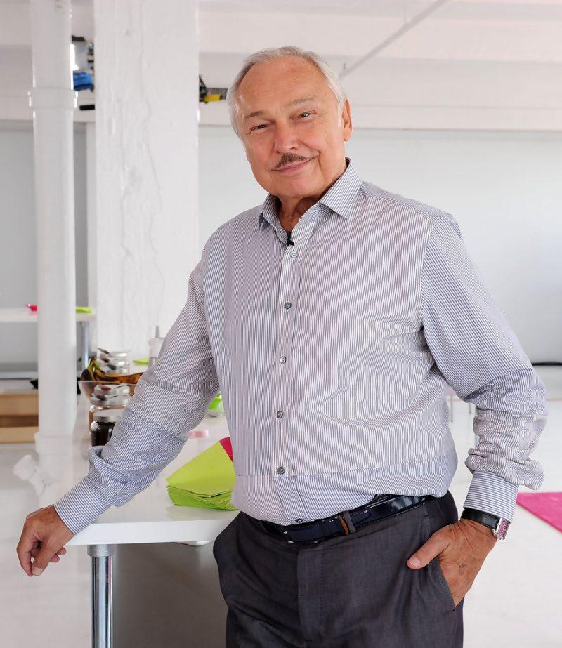 Стивен Брюс - создатель самого дорого десерта в мире