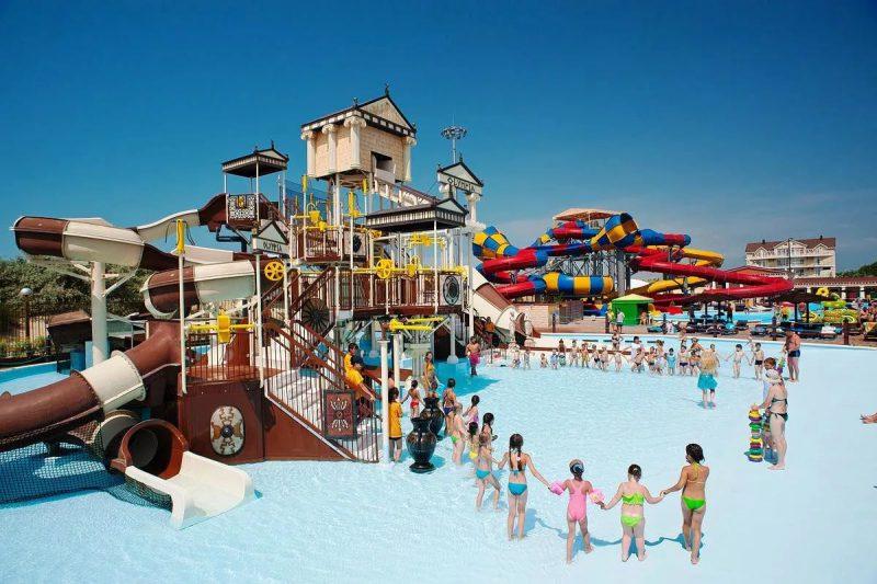аквапарк Олимпия