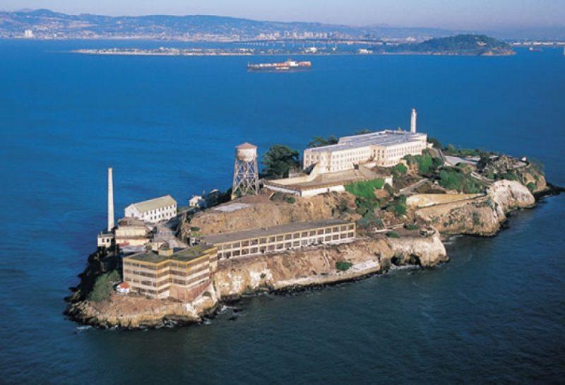 Алькатрас - самая страшная тюрьма в Америке