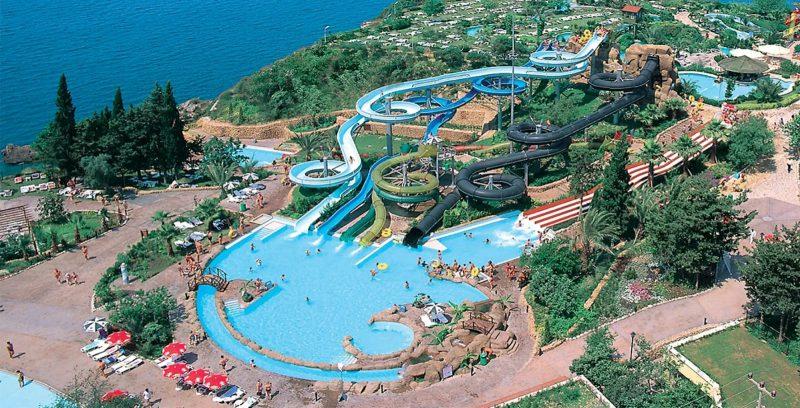 самый большой турецкий аквапарк