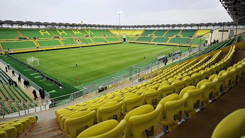стадион Хазар