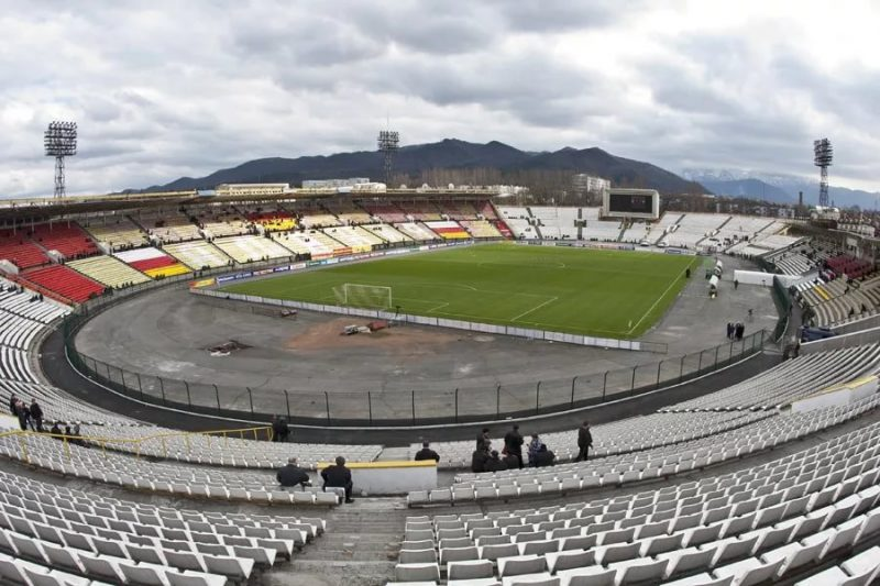 стадион Спартак Владикавказ