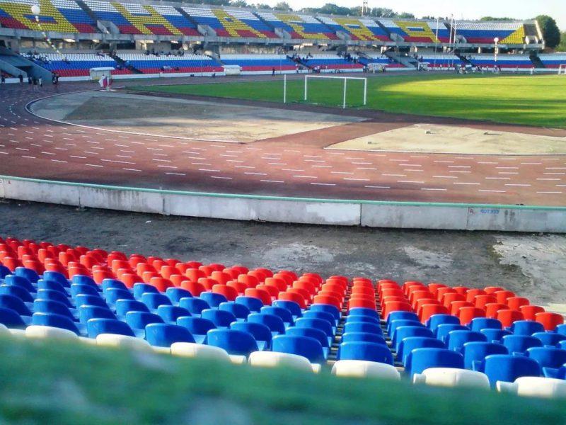 стадион ЦСК Рязань