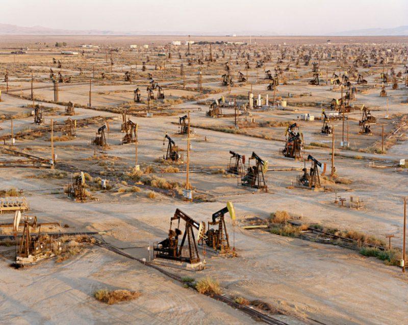 Нефтяные месторождения в Саудовской Аравии