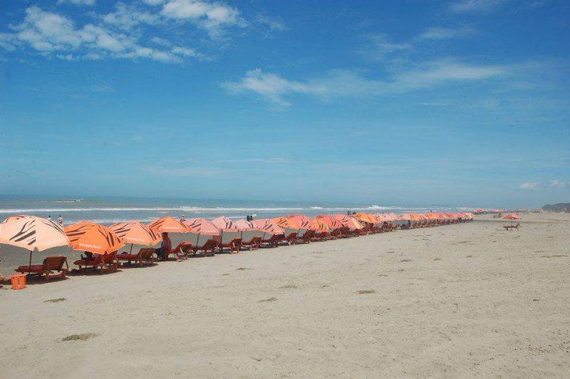 Бангладешский пляж Кокс-Базар