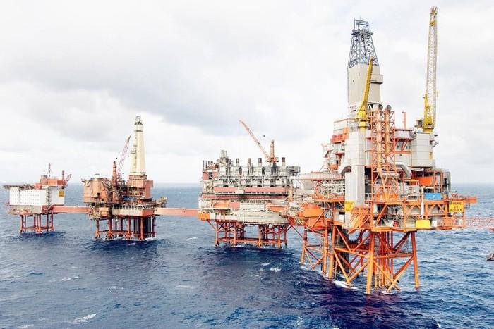 Нефтяной архипелаг в Персидском залив