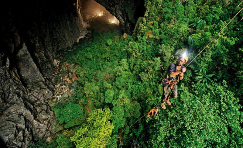Как попасть в пещеру Шондонг?