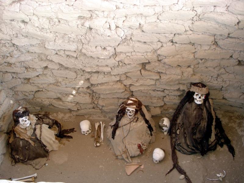 Чаучилла – самое жуткое и необычное кладбище в мире