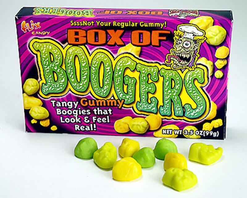 Конфеты Gorilla Boogers