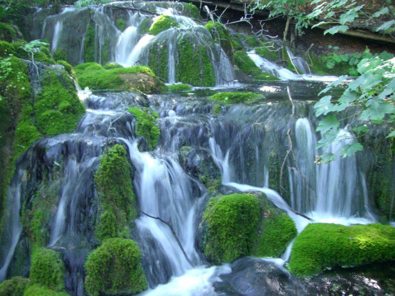 Водопады на Плитвицких озерах