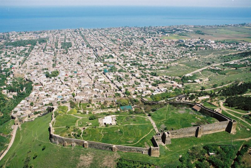 Дербент в Дагестане