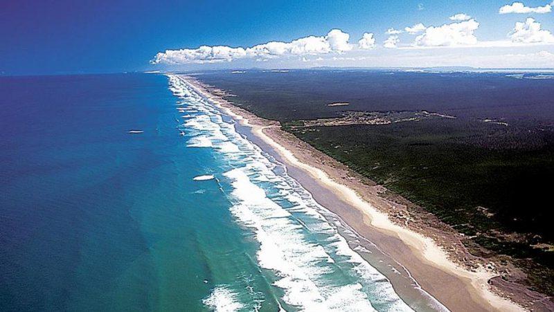 Австралийский «90-мильный пляж»
