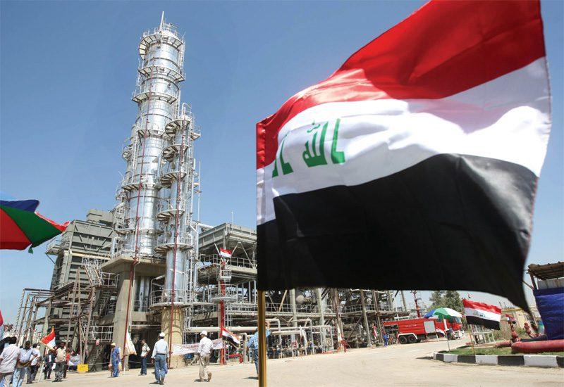 Добыча нефти в Египте