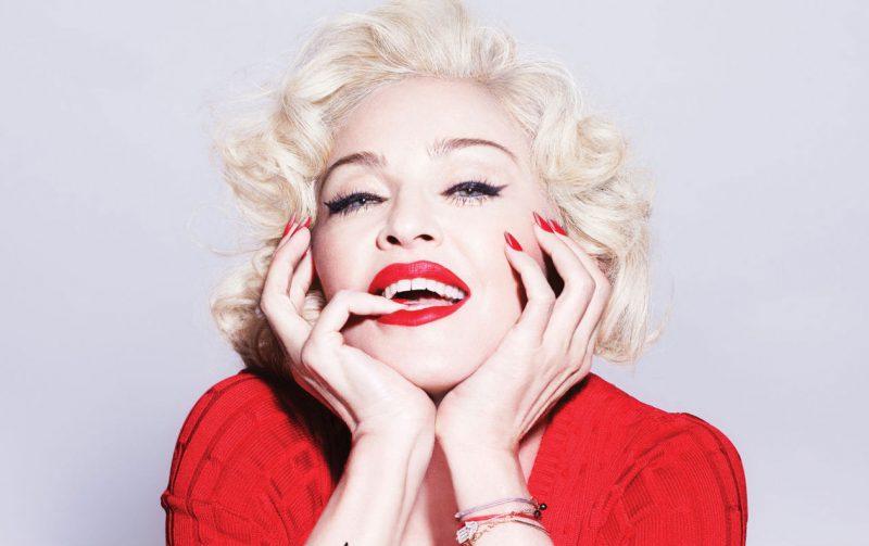 Знак зодиака Мадонны -Лев