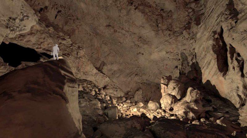 Пещера Миао в Китае