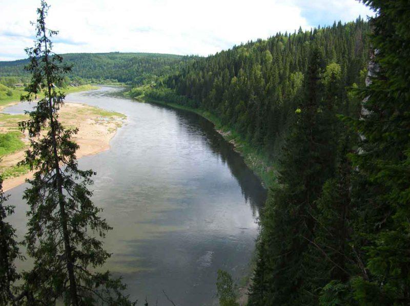 Пейзажи Урала