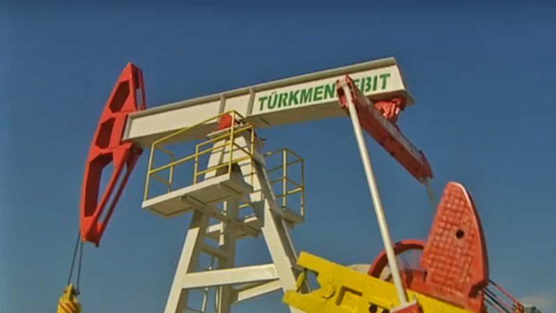 Добыча нефти в Туркменистане