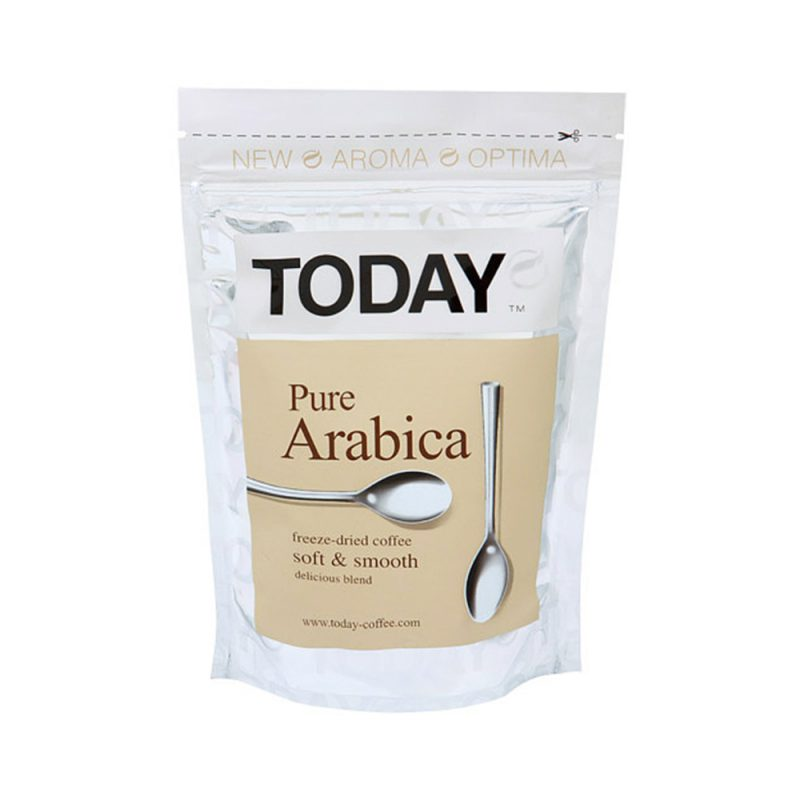 Кофе «Today Pure Arabica»