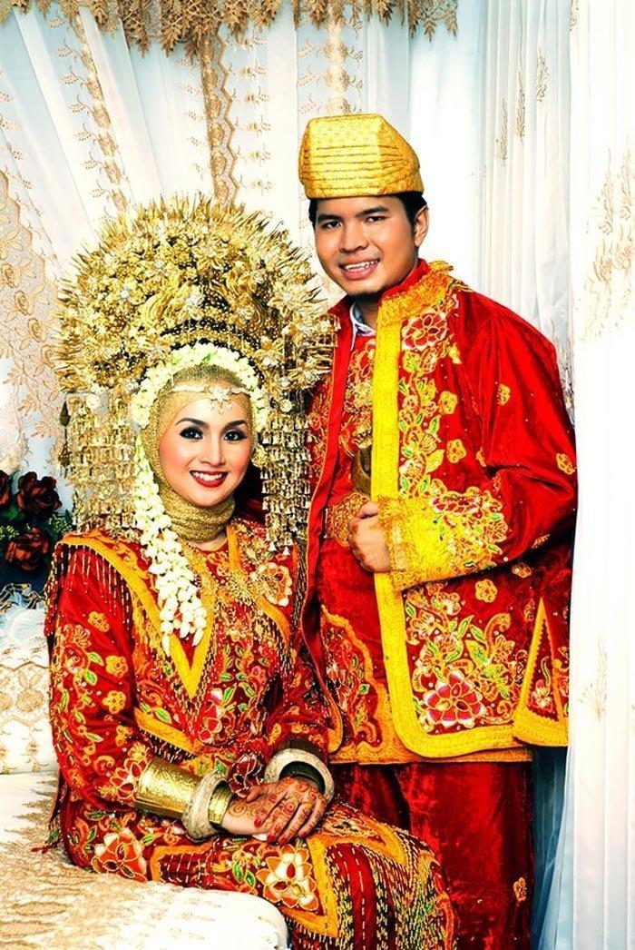 Традиционный наряд индонезийки