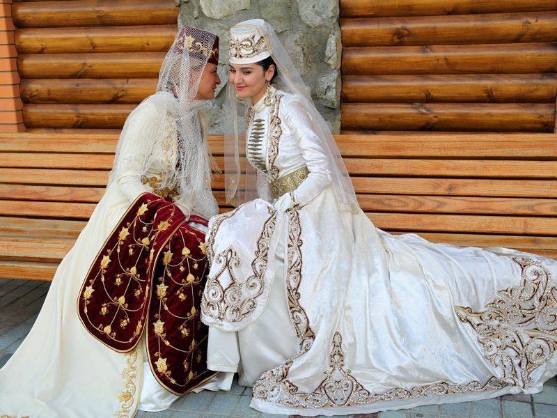 Невеста-осетинка