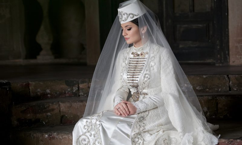 Невеста с Ингушетии