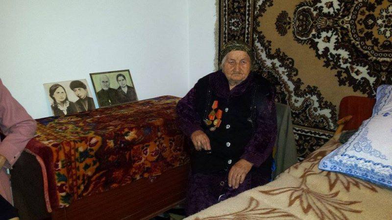 Нану Цуковна - 1890 год рождения